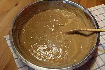 Paso 5 Torta Negra