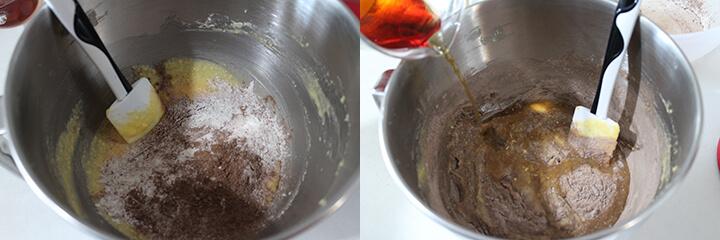 Bizcocho Chocolate Tradicional Paso 5