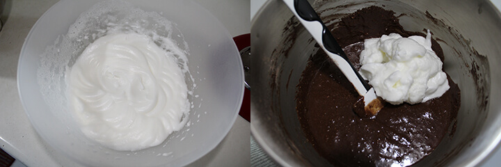 Bizcocho Chocolate Tradicional Paso 6