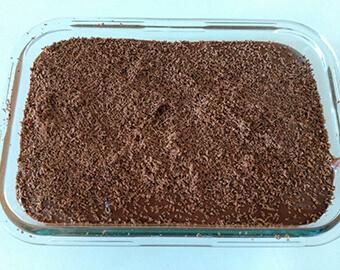 Mousse de Chocolate Paso6