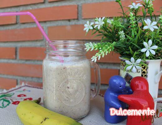 Smoothie-Avena-Banana