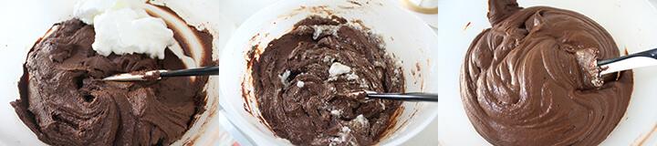 Brownie Choco Cafe Sin Sin Sin Paso7