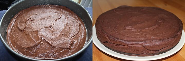 Brownie Choco Cafe Sin Sin Sin Paso8