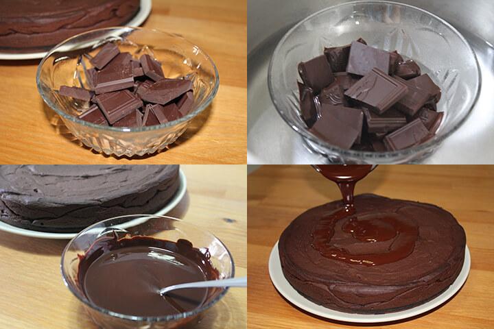Brownie Choco Cafe Sin Sin Sin Paso9