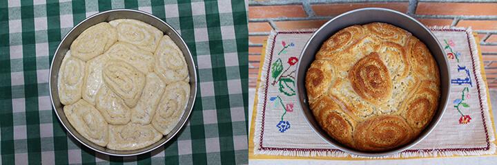 Pan de Coco y Leche Condensada Paso 10