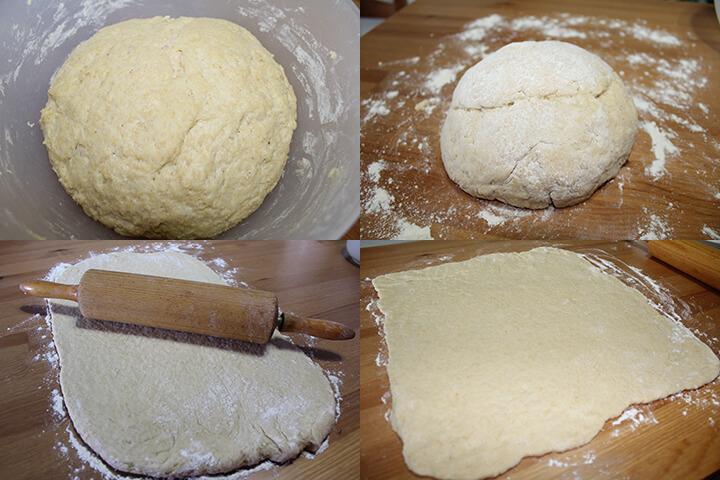 Pan de Coco y Leche Condensada Paso 5