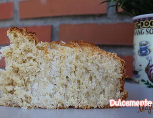 Pan de Coco y Leche Condensada