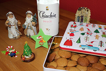 Galletas de Miel y Chinchon Decoración 2